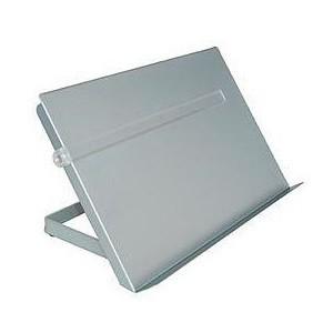 Metall  Konzepthalter mit Lineal - TC