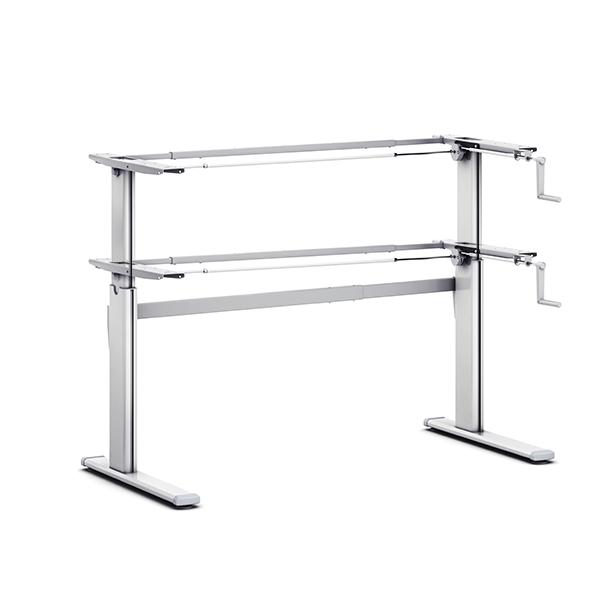 Steh-Sitz-Tisch Pro 1 Manuell