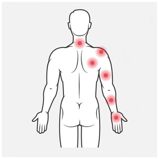 Ergonomische maus haltung  Grip Maus Delux - Ergonomische Maus