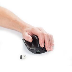 HandShoeMouse BRT LC Small Links Wireless - ergonomische Maus