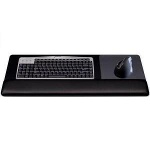 Ergo Handballenauflage für Tastatur + Maus (Kunstleder)