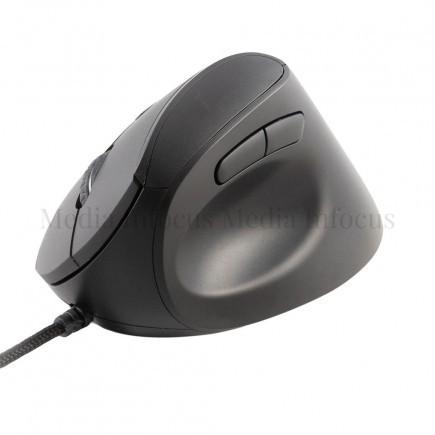 ErgoSupply SR200 Ergonomische Maus mit Kabel