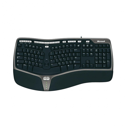 MS Ergonomische Tastatur DE