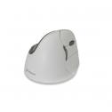 Evoluent V4 Bluetooth Weiß - ergonomische Maus