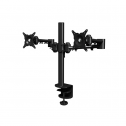 Skylon Double Schwarz - monitorarm