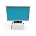 Crystal Monitorständer - Monitorerhöhung