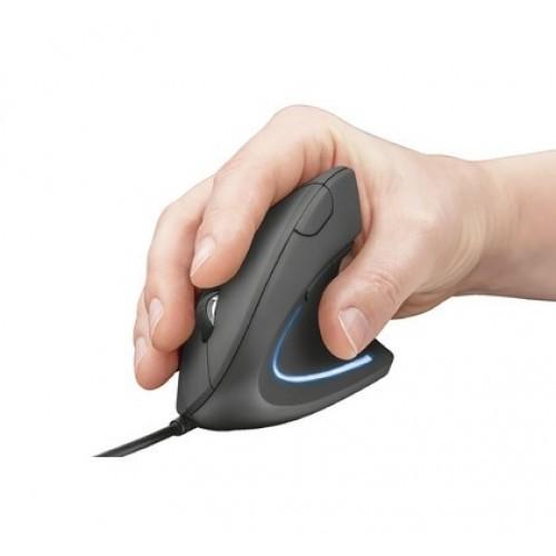 ErgoSupply SR100 Ergonomische Maus mit Kabel