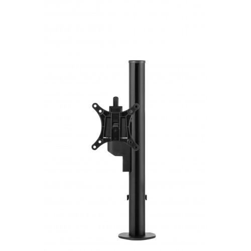 Galaxy Single Monitorarm Short - Schwarz