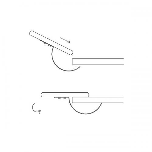Easy Armauflage (Handy Max) - armstütze