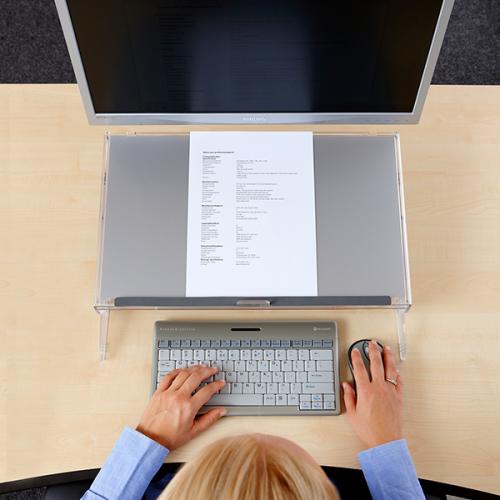 Flexdesk 640 Dokumenthalter – Konzepthalter