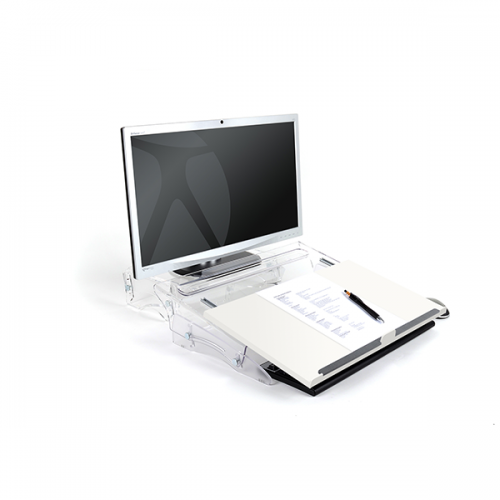 Flexdesk 630 Konzepthalter – Dokumentenhalter