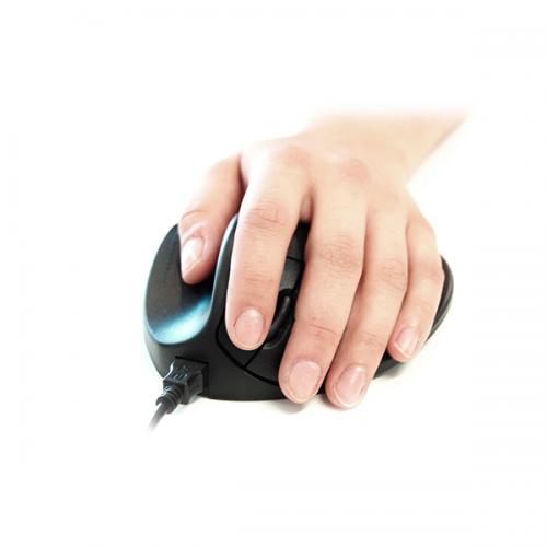 HandshoeMouse BRT LC Linkshänder Medium - ergonomische Maus