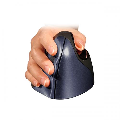 Evoluent Mouse V4 Rechtshänder Wireless - ergonomische Maus