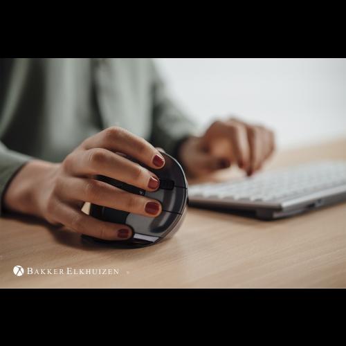 Evoluent D Wireless Small Rechtshandig- Ergonomische Maus
