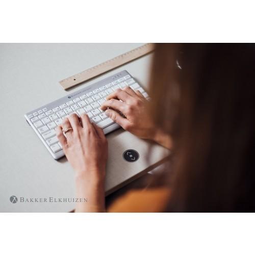 UltraBoard 950 QWERTZ Mini Tastatur mit Kabel